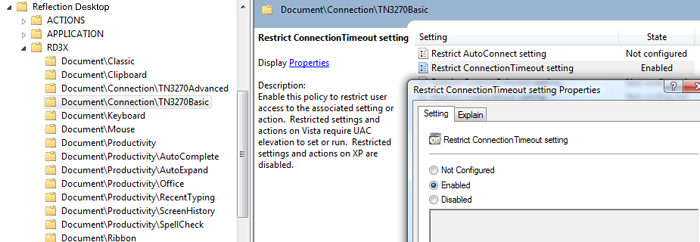 Control Access to Settings and Controls with Microsoft Group Policy