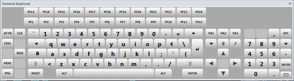 Select and Map the Keyboard and Mouse - Reflection Desktop