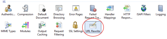 Accessing Reflection ZFE using the IIS Reverse Proxy