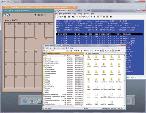 wrq reflection software